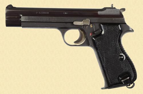 SIG P 210 GENEVA POLICE - Z28479