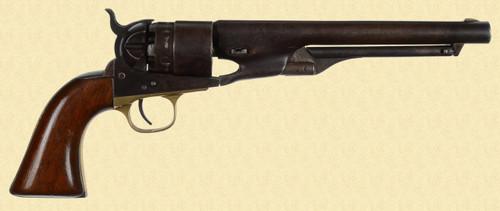 COLT MODEL 1860 ARMY REVOLVER - Z24226