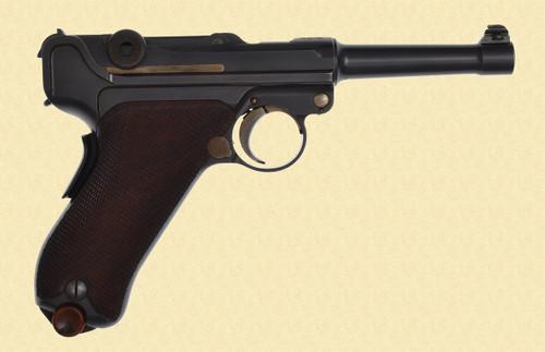 DWM 1906 AMERICAN EAGLE 9MM - C29107