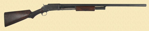 MARLIN MODEL NO. 24 SLIDE ACTION SHOTGUN - Z27849