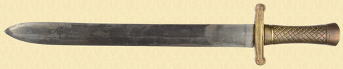 UNKNOWN SHORT SWORD - C24955