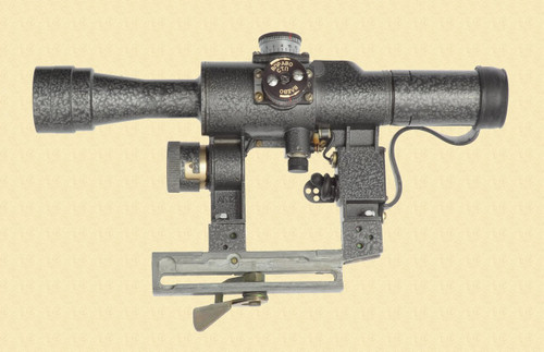 BELARUS OPTICAL SNIPER SCOPE - M7227