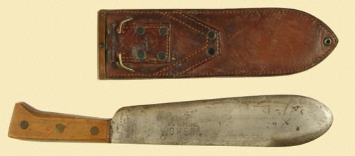 USMC MEDICAL CORPSMAN KNIFE - M4768
