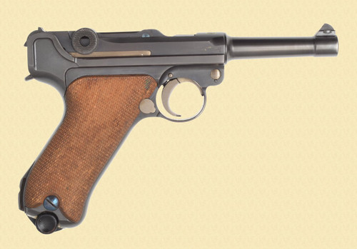 DWM LUGER LITHUANIA CONTRACT. - C40449
