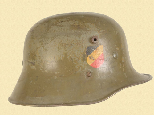 GERMAN AUSTRIAN TRANSITIONAL HELMET - C40172