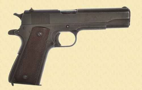 ITHACA 1911A1 CHINESE LEND LEASE - D14716