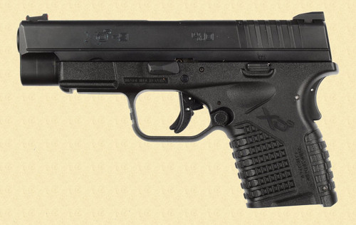 SPRINGFIELD ARMORY XDS-9 - D14709