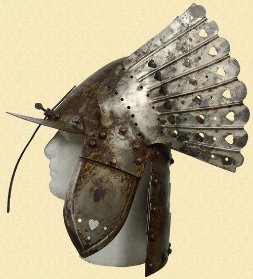 POLISH WINGED HUSSARS HELMET - C19054
