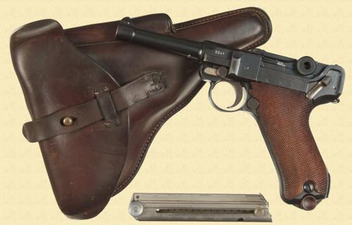 DWM 1917 POLICE REWORK - D10249