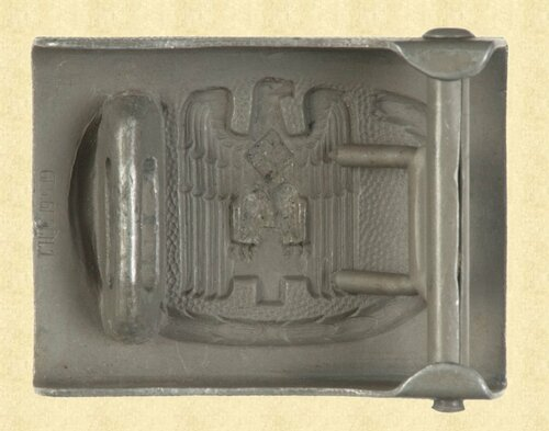 GERMAN BELT BUCKLE - C9740