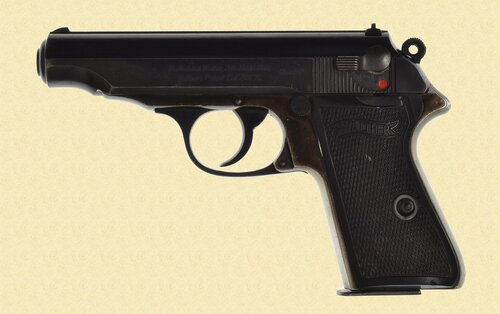 WALTHER PP DURAL FRAME - C28640