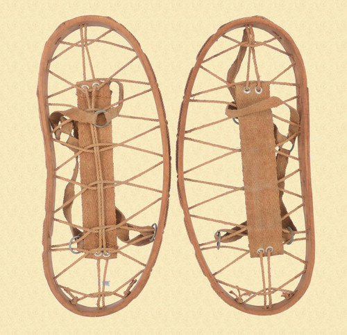 BRITISH SNOW SHOES - C37174