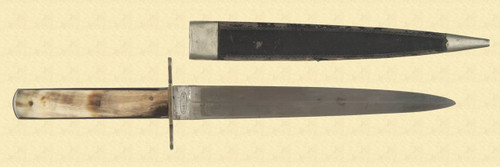 ENGLISH BOWIE STYLE KNIFE - M3276