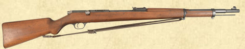 GERMAN PROTOTYPE TRAINING RIFLE - D15666