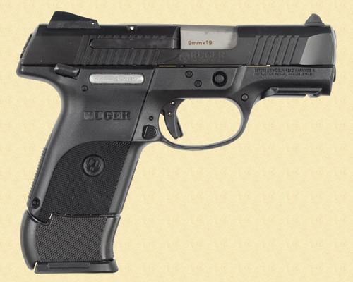 RUGER MODEL SR9C - D13076
