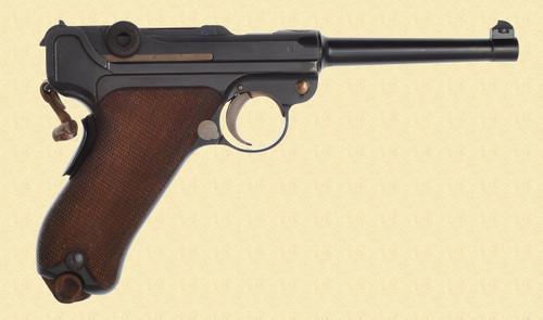 DWM 1906 SWISS MILITARY - C29121
