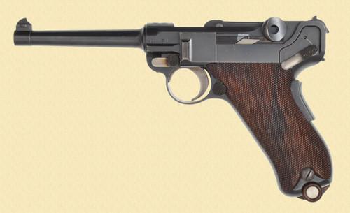 DWM 1900 SWISS MILITARY - Z15573