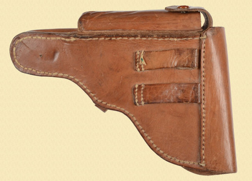 BULGARIAN LUGER HOLSTER - C23179