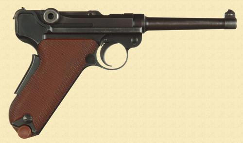 SWISS 1929 BERN RED GRIP RIG - Z16264