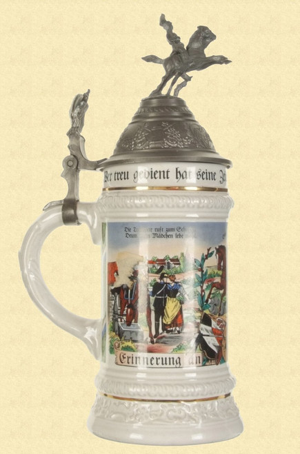 REPRODUCTION BEER STEIN - M4173