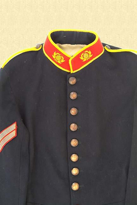 ROYAL MARINE DRESS BLUE COAT - M1727