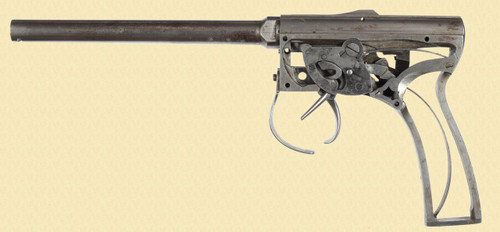 MACNAUGHTON REPEATING PISTOL - C24273