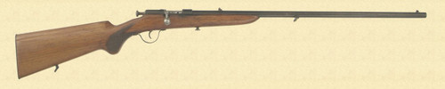 GERMAN SINGLE SHOT RIFLE - Z14209