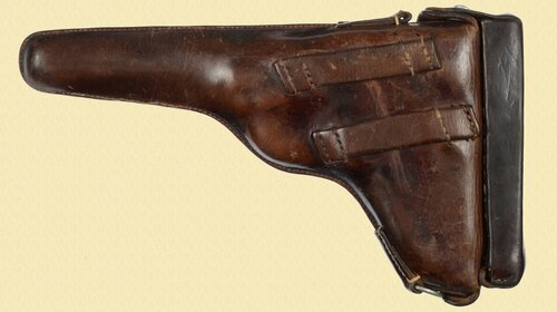 SWISS M1906 LUGER HOLSTER - C23957