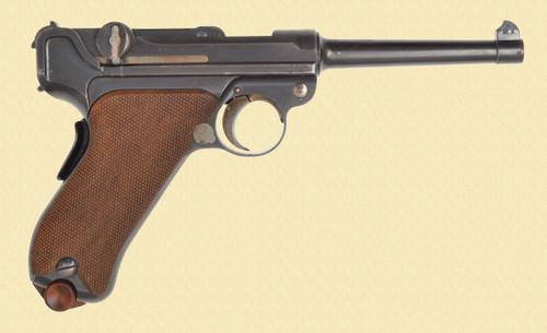 DWM LUGER 1900 COMMERCIAL - C40452