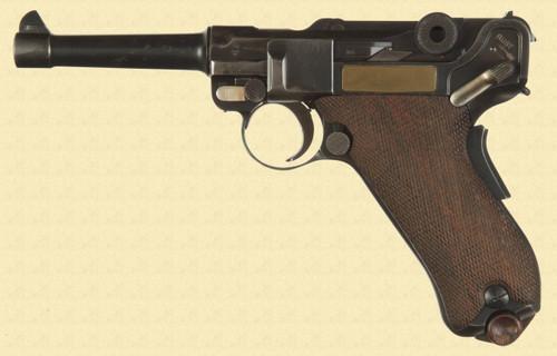 DWM 1906 DUTCH - D12000