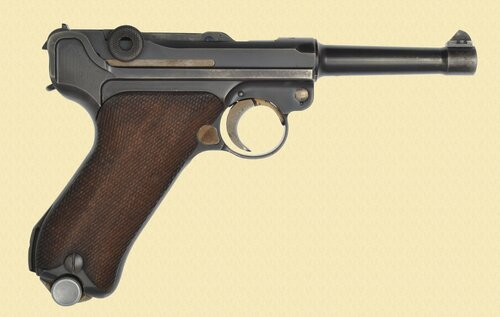 MAUSER 1939 BANNER COMMERCIAL - C38061