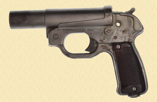GERMAN WW2 LP 42 FLARE PISTOL - C28812