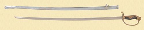 JAPANESE ARMY PARADE SWORD - C16894