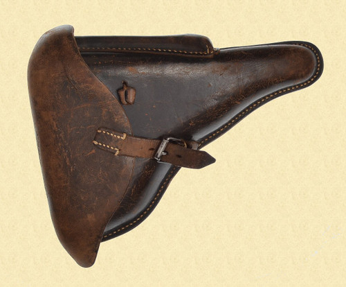 LUGER P.08 HOLSTER NAVY - M6874