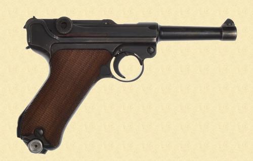 MAUSER 41 BANNER POST WAR FRENCH - D14837