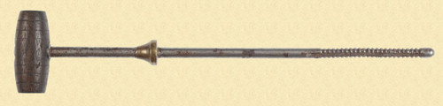 LUGER POLICE CLEANING ROD - C26493