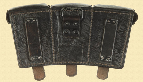 GERMAN AMMO POUCH - C11959