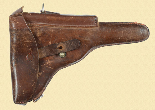 SWISS MILITARY LUGER HOLSTER - M5353