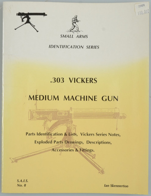.303 VICKERS MEDIUM MACHINE GUN