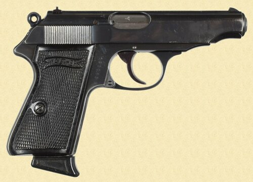 WALTHER MODEL PP 22 CALIBER - Z22190