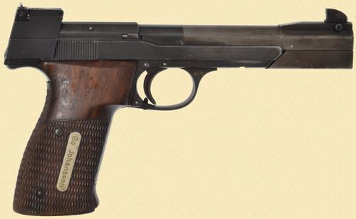 WALTHER MODEL 1936 OLYMPIA-PISTOLE - Z39064