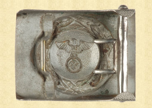 GERMAN BELT BUCKLE - C9697