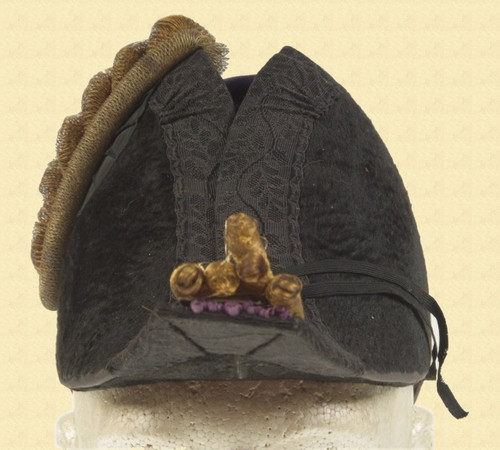 JAPANESE IJN OFFICERS COCKED HAT - C12239