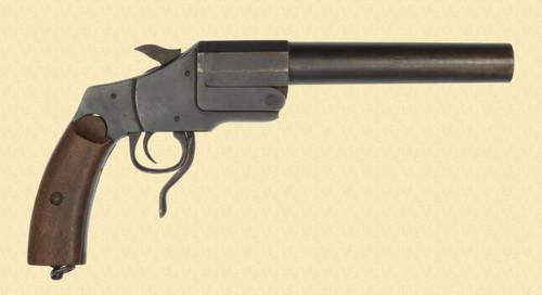 FRANCOTTE 1918 Signal Pistol - Z36501