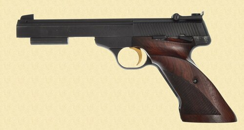 FN BROWNING INTERNATIONAL MEDALIST - Z33077