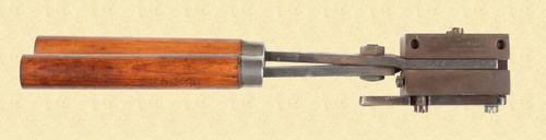 GIBBS BULLET MOULD - C16842