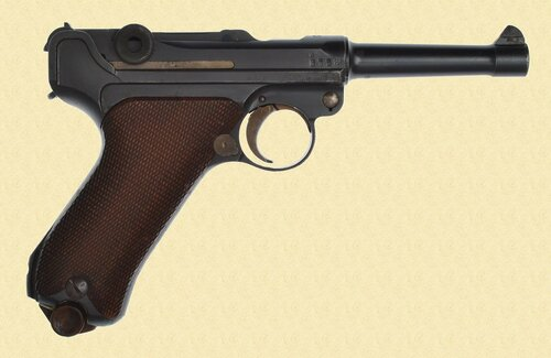 ERFURT P.08 1913 MILITARY - C29144