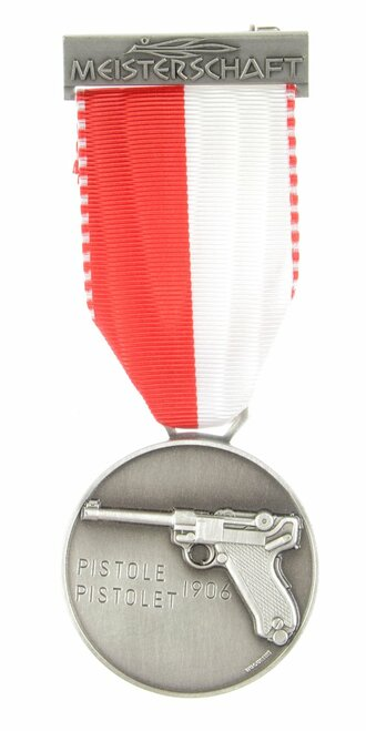 LUGER SHOOTING MEDAL