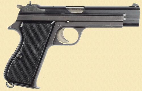 SIG P 210 GENEVA POLICE - Z28477