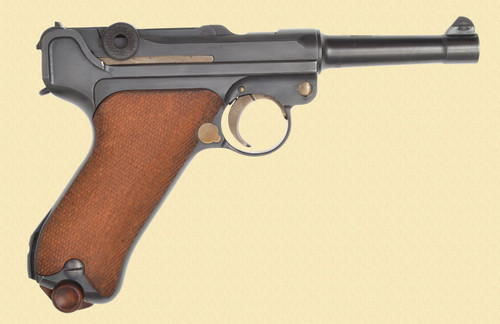 DWM LUGER  1923 COMMERCIAL - C40378